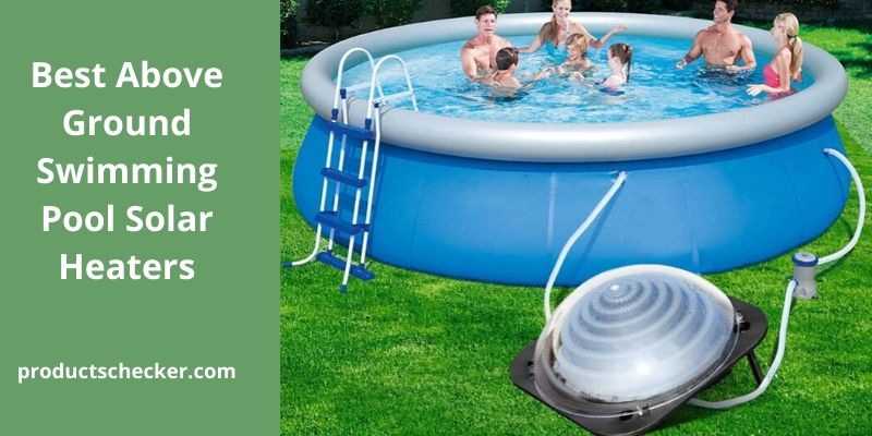 Above Ground Swimming Pool Solar Heater