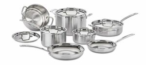 Amazon Cookware Sets on Sale