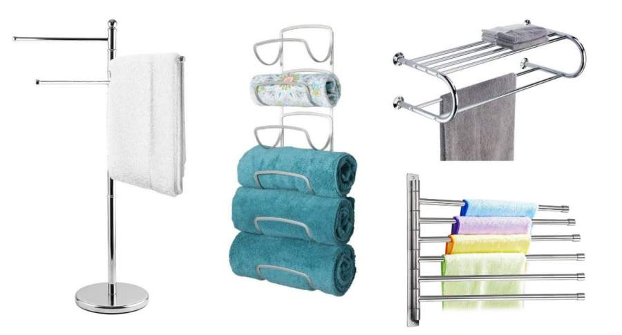 Amazon Towel Racks for Bathroom
