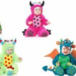 Baby Monster Halloween Costumes