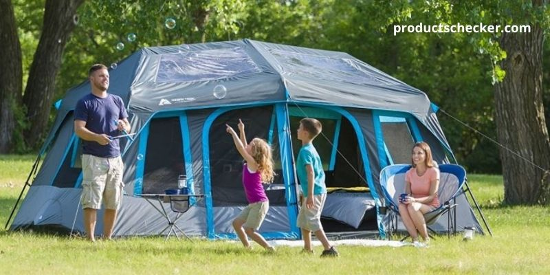 Best 10 Person Instant Tents for Camping