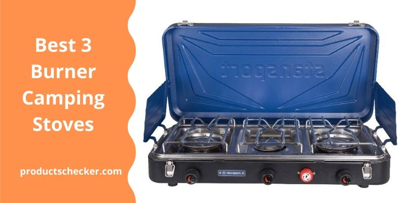 Best 3 Burner Camping Stoves