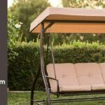 Best 3 Person Porch Swings with Canopy