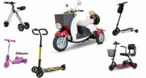 Best 3 Wheel Electric Scooters for Kids and Adults
