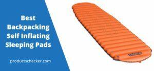 Best Backpacking Self Inflating Sleeping Pads