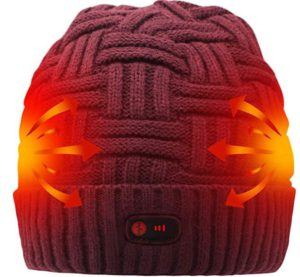 Best Battery Heated Hats for Women