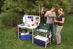 Best Camping Kitchen Tables With Sink