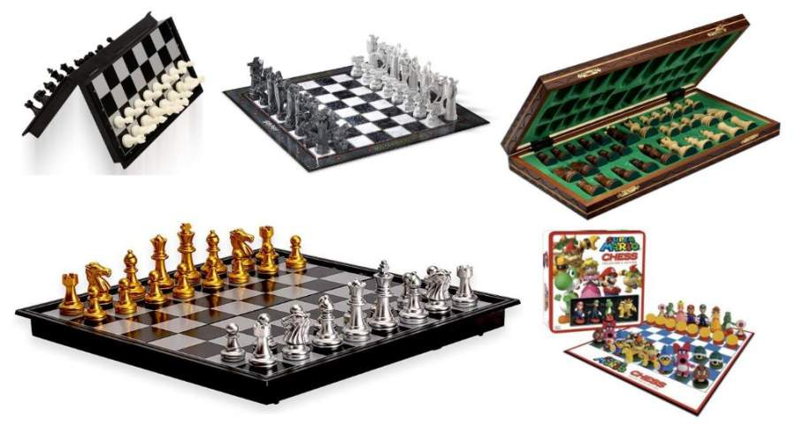 Best Chess Sets for Children