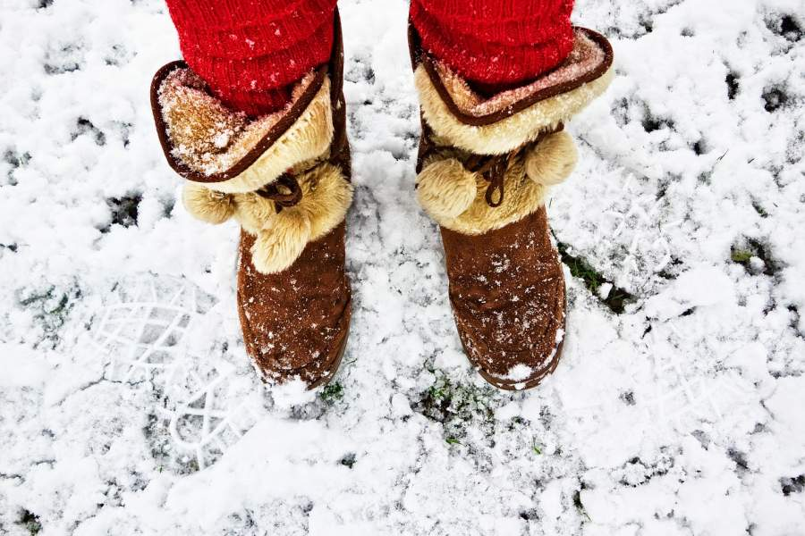 Best Cold Weather Boots for Women.