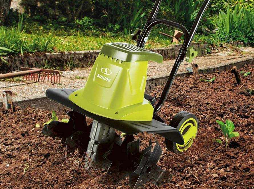 Best Electric Garden Tillers and Cultivators