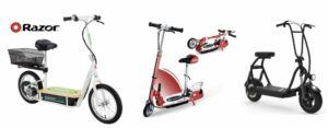 Best Electric Scooters for Adults with Seats
