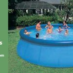 Best Extra Large Inflatable Swimming Pools for Adults & Kids
