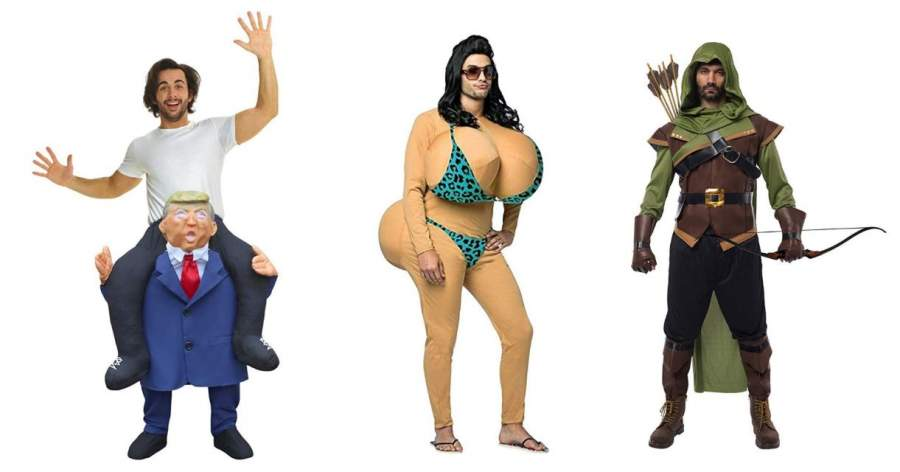Best Halloween Costumes Ideas for Men