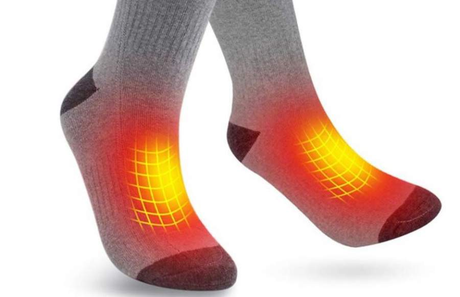 Best Heated Socks for Men