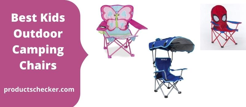 Best Kids Outdoor Camping Chairs