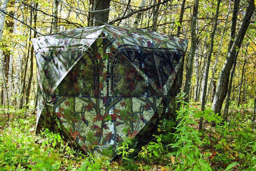 20 Best Portable Hunting Blinds in 2019 - Amazon Best Sellers