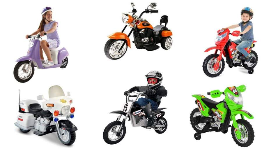13 Best Rated Electric Motorcycles for Kids (Amazon Best Sellers)