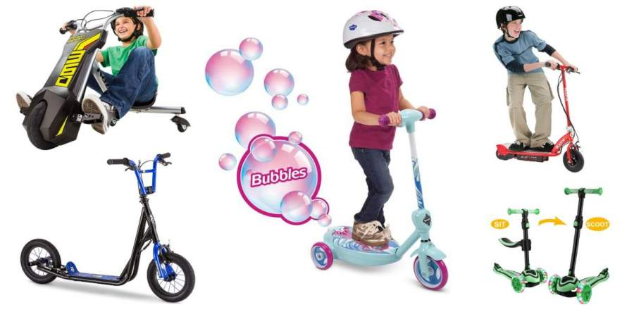 Best Rated Electric Scooters for Kids