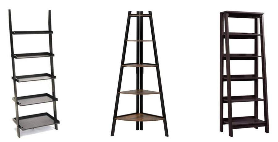 new arrival 00b4c 856e0 20 Best Rated Ladder Shelves on Amazon (Best Sellers)