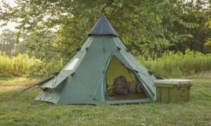 Best Teepee Tents for Camping & Indoor Use