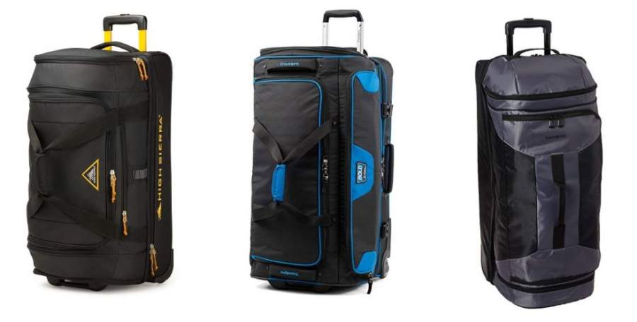 Best Wheeled Duffel Bags Sale