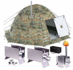 Best Winter Tents With a Stove Jack