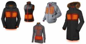 Best Women's Heated Jackets
