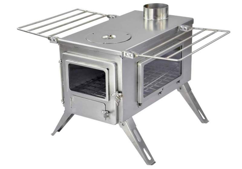 Best Wood Burning Tent Stoves