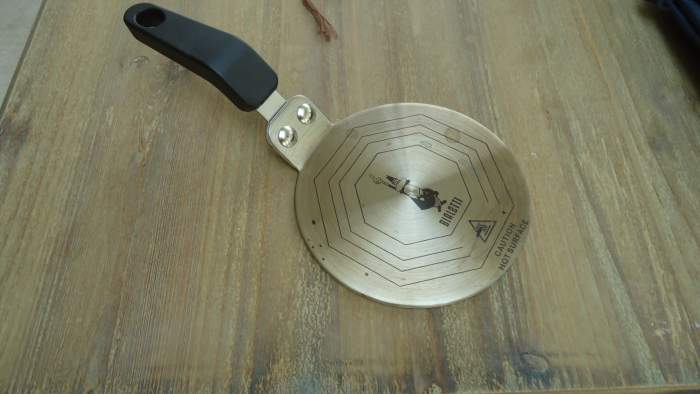 Bialetti induction Plate Converter.