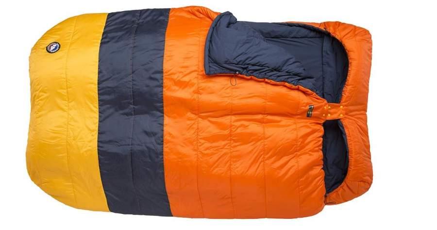 Best Rated Big Agnes Sleeping Bags on Amazon