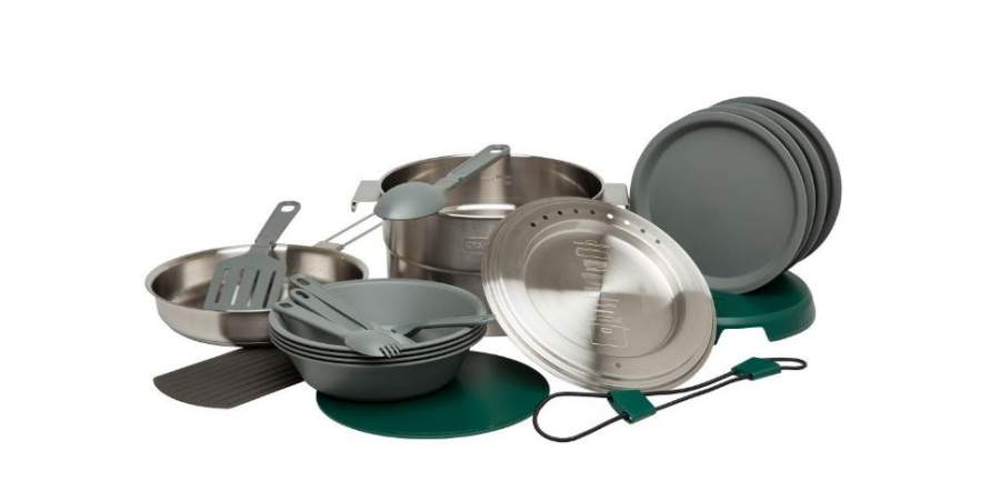 Camping Cooking Sets