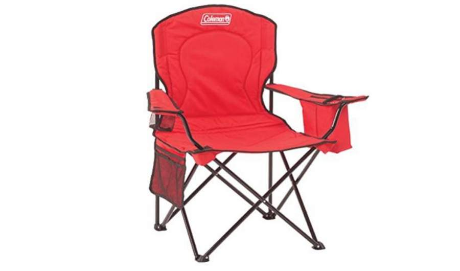 Coleman Chairs for Camping