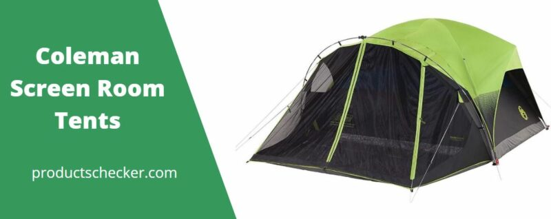 Coleman Screen Room Tents