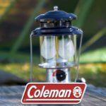 Coleman camping lanterns