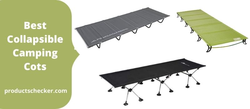 Best Collapsible Camping Cots