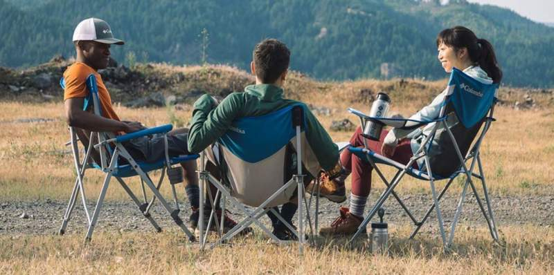 Columbia Basin Trail Chairs Series