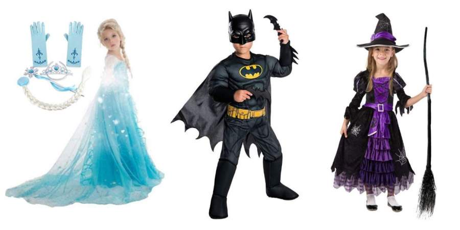 Cool Halloween Costumes Ideas for Kids