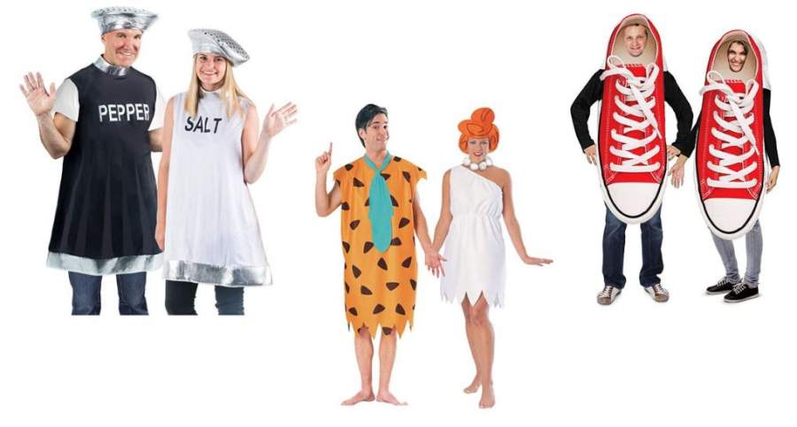 20 Cool Halloween Costumes for Couples