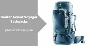 Deuter Aviant Voyager Backpacks