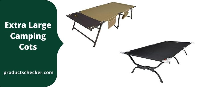 Extra Large Camping Cots