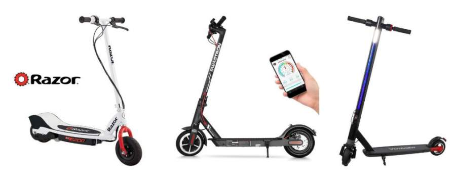 Folding Electric Scooters on Sale