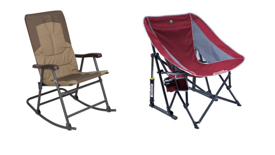 Stupendous Best Folding Rocking Camping Chairs For 2020 Amazon Best Pabps2019 Chair Design Images Pabps2019Com