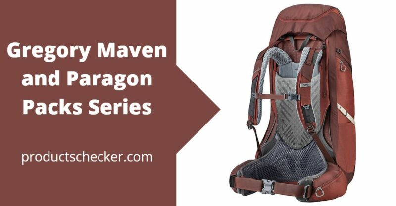 New 2020 Gregory Maven And Paragon Packs Series