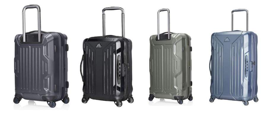 Gregory Quadro Hardcase Luggage Series