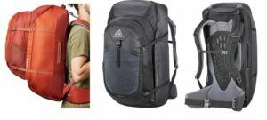 New Gregory Tetrad and Tribute Travel Packs Series