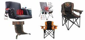 Heated Portable Chairs