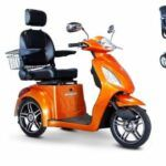 Heavy Duty Electric Mobility Scooters