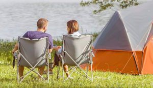Lightweight Folding Camp Chairs