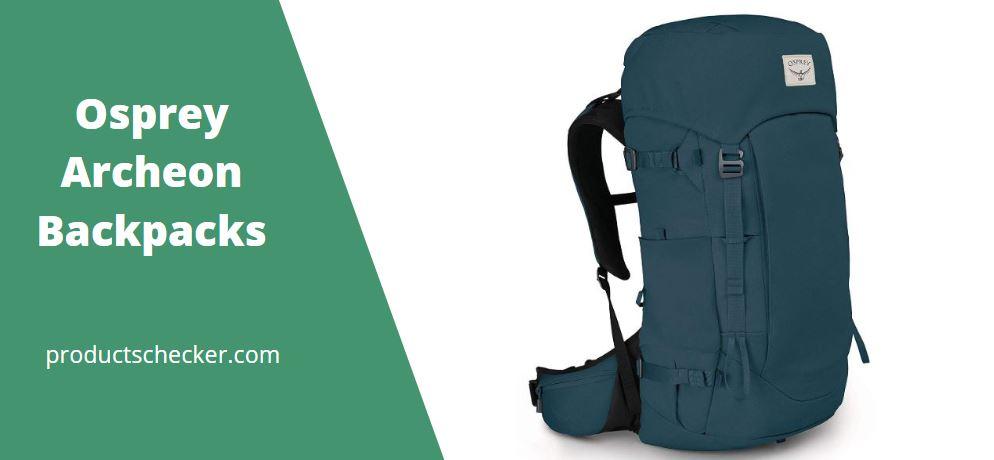 Osprey Archeon Backpacks