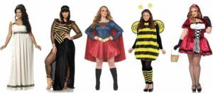 Plus Size Halloween Costume Ideas for Women